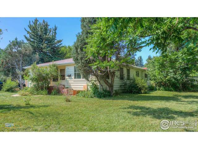 1265 Balsam Ave, Boulder, CO 80304 (#948135) :: The Griffith Home Team