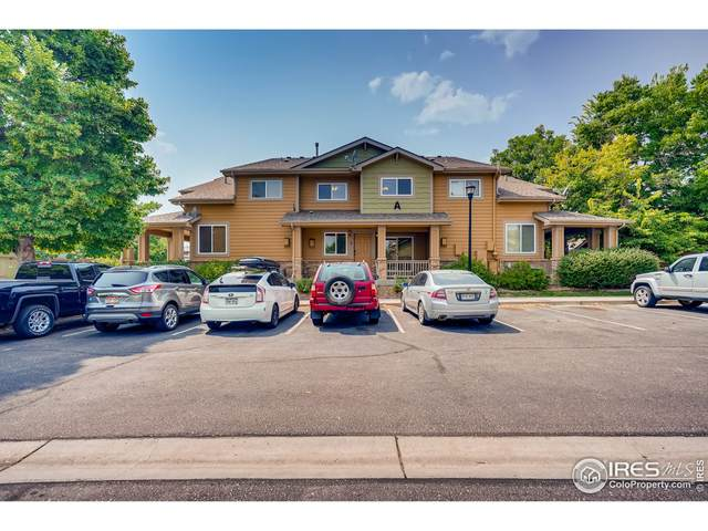 2702 Rigden Pkwy A3, Fort Collins, CO 80525 (MLS #948143) :: Downtown Real Estate Partners