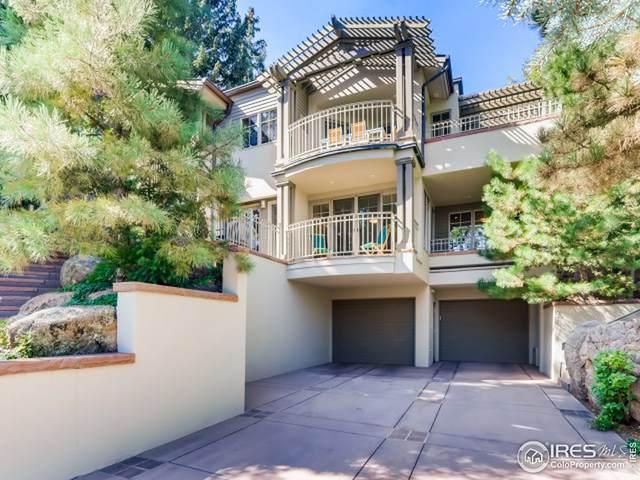 845 Park Ln, Boulder, CO 80302 (MLS #948224) :: Coldwell Banker Plains