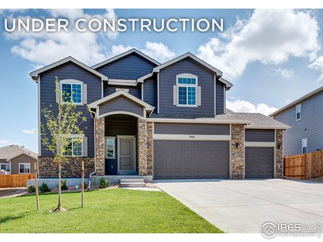 4597 Hollycomb Dr, Windsor, CO 80550 (MLS #948301) :: J2 Real Estate Group at Remax Alliance