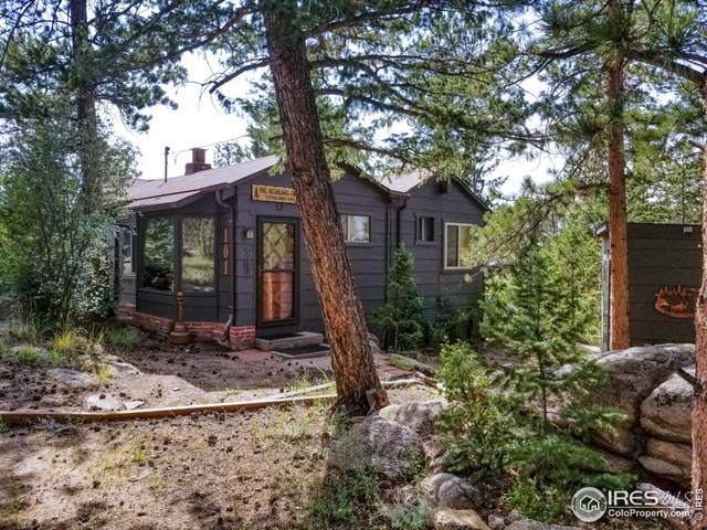 101 Robin Path, Red Feather Lakes, CO 80545 (MLS #948458) :: Downtown Real Estate Partners
