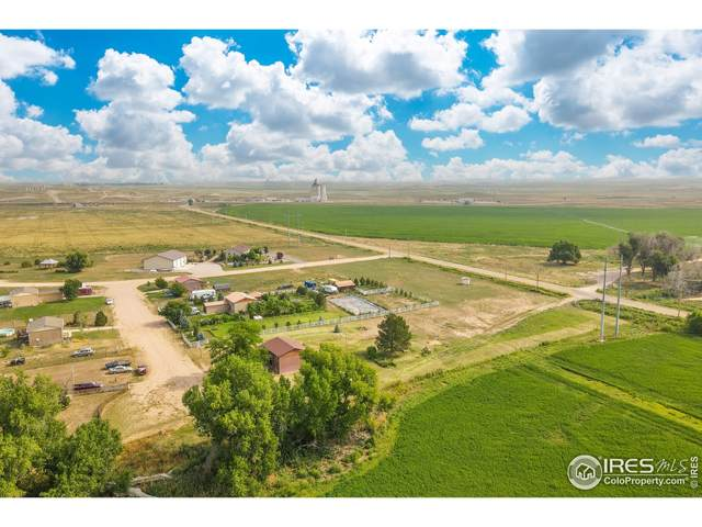 24585 Cottonwood Ct, Kersey, CO 80644 (MLS #948480) :: Coldwell Banker Plains