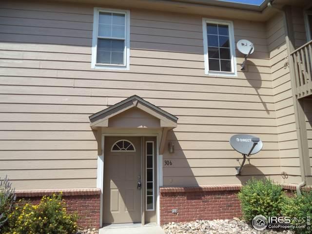 5151 29 St #306, Greeley, CO 80634 (MLS #948609) :: The Sam Biller Home Team