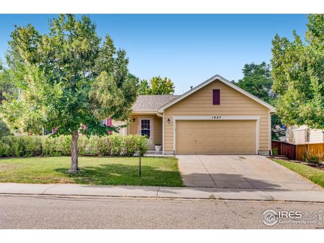 1487 Serenity Cir, Longmont, CO 80504 (MLS #948652) :: J2 Real Estate Group at Remax Alliance