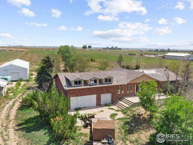 37276 County Road 45, Eaton, CO 80615 (MLS #948703) :: Downtown Real Estate Partners