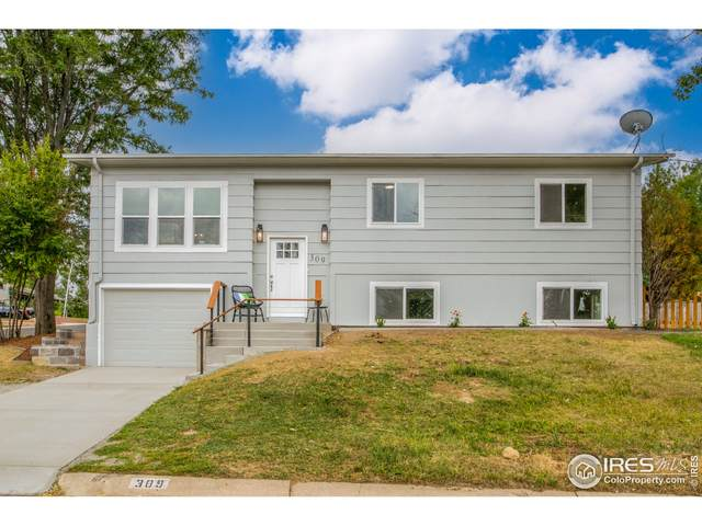309 Milky Way Dr, Fort Collins, CO 80525 (MLS #948793) :: Downtown Real Estate Partners