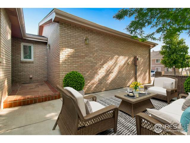 3019 Bowie Ave 37A, Fort Collins, CO 80526 (MLS #948915) :: Coldwell Banker Plains