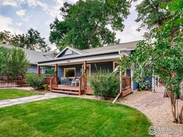 2235 Walnut St, Boulder, CO 80302 (MLS #948986) :: Bliss Realty Group