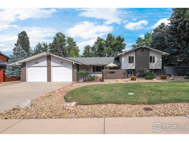 300 Fox Dr, Boulder, CO 80303 (#948997) :: iHomes Colorado