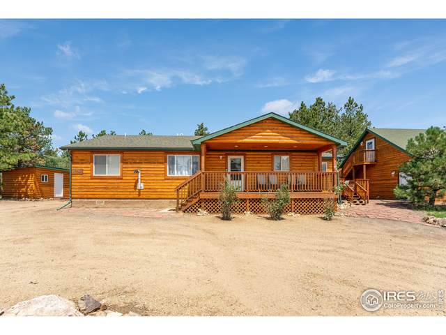 324 Ramona Dr, Red Feather Lakes, CO 80545 (MLS #949136) :: Coldwell Banker Plains
