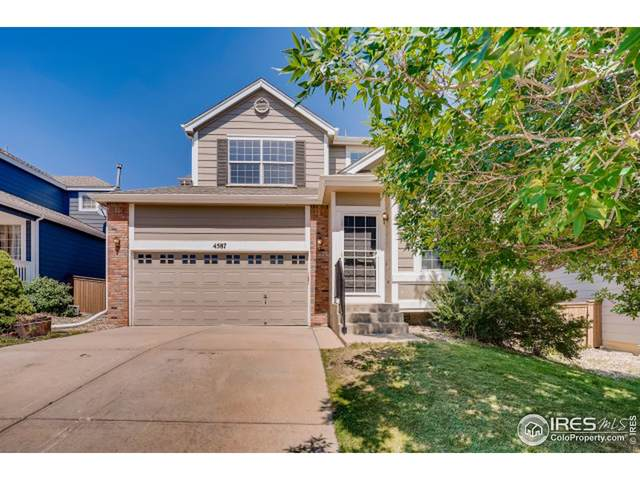 4587 Ketchwood Cir, Highlands Ranch, CO 80130 (MLS #949336) :: You 1st Realty