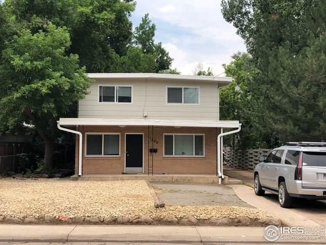 1323 Balsam Ave, Boulder, CO 80304 (MLS #949385) :: Jenn Porter Group