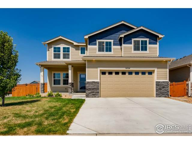 1464 Moraine Valley Dr, Severance, CO 80550 (MLS #949410) :: J2 Real Estate Group at Remax Alliance