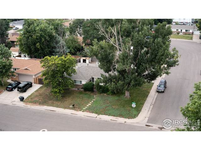 1705 29th Ave, Greeley, CO 80634 (MLS #949473) :: J2 Real Estate Group at Remax Alliance