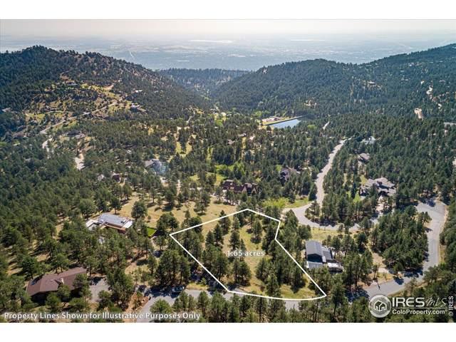 61 Wild Horse Cir, Boulder, CO 80304 (MLS #949621) :: Jenn Porter Group