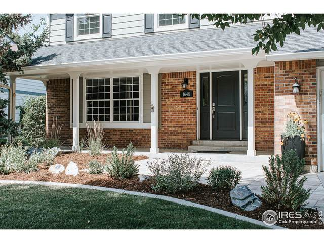 1648 Shenandoah Cir, Fort Collins, CO 80525 (MLS #949626) :: Downtown Real Estate Partners
