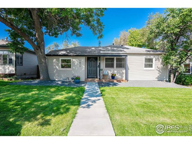 1879 S Saint Paul St, Denver, CO 80210 (MLS #949636) :: J2 Real Estate Group at Remax Alliance
