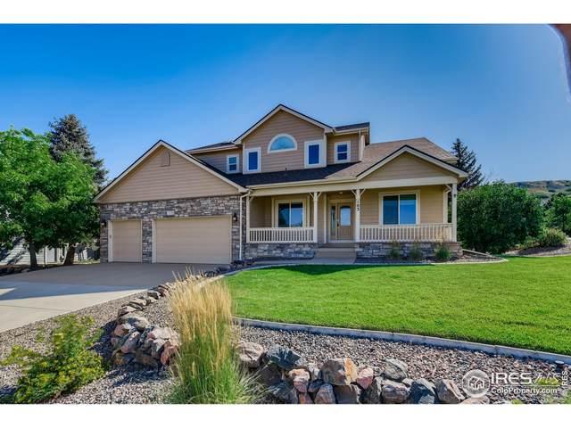 103 W Prestwick Way, Castle Rock, CO 80104 (MLS #949643) :: Downtown Real Estate Partners