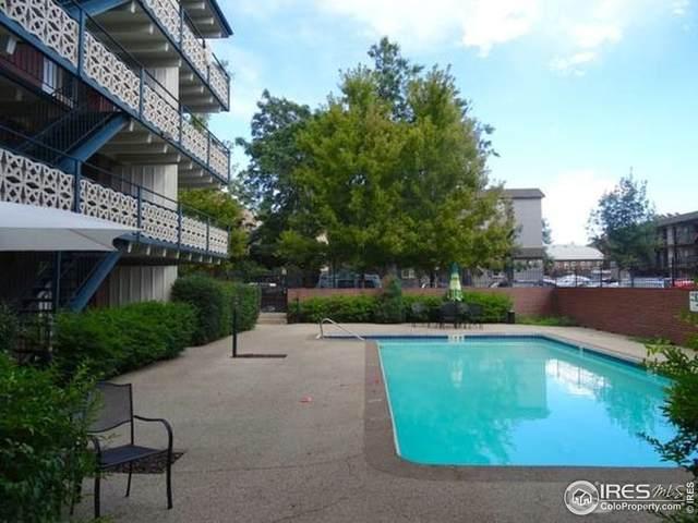 655 Pearl St #302, Denver, CO 80203 (MLS #949660) :: J2 Real Estate Group at Remax Alliance