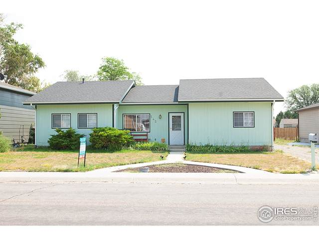 545 California St, Sterling, CO 80751 (MLS #949713) :: J2 Real Estate Group at Remax Alliance