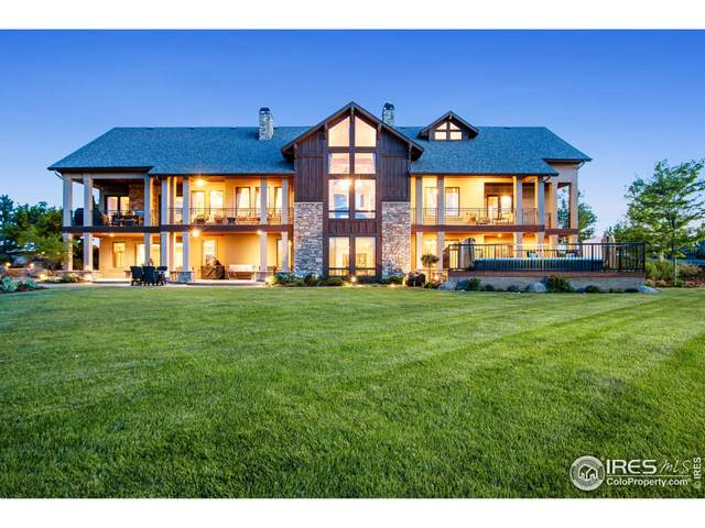 8236 County Road 74, Windsor, CO 80550 (MLS #949738) :: Tracy's Team