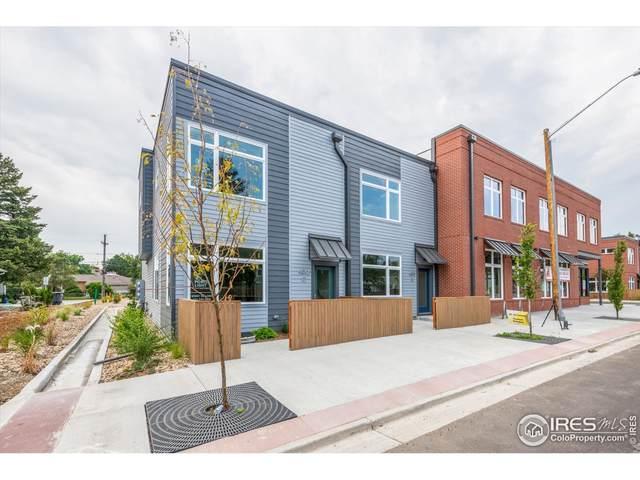 400 W Baseline Rd C, Lafayette, CO 80026 (MLS #949767) :: RE/MAX Elevate Louisville