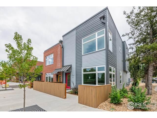 406 W Baseline Rd A, Lafayette, CO 80026 (MLS #949773) :: Bliss Realty Group
