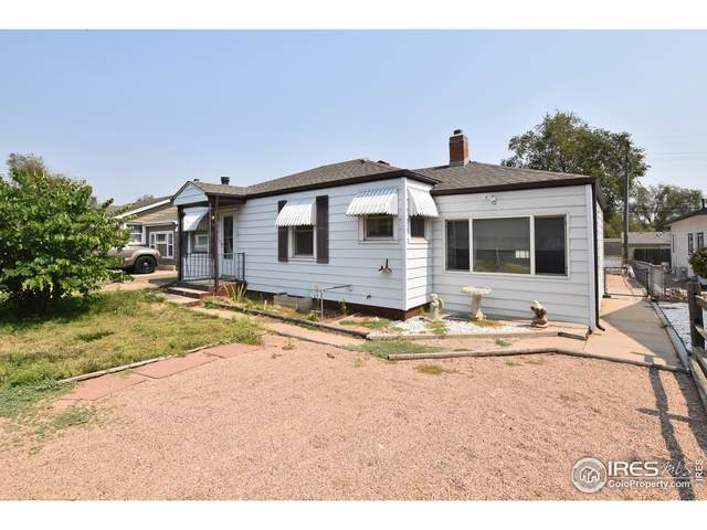 1008 35th Ave, Greeley, CO 80634 (MLS #949918) :: Tracy's Team