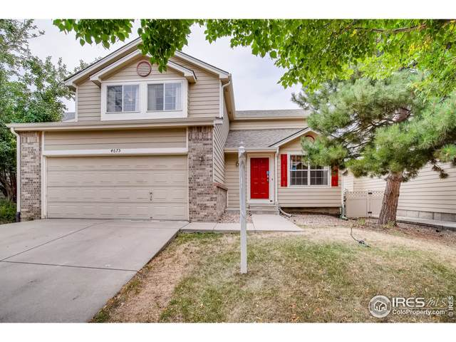 4675 W 63rd Pl, Arvada, CO 80003 (MLS #949926) :: Downtown Real Estate Partners