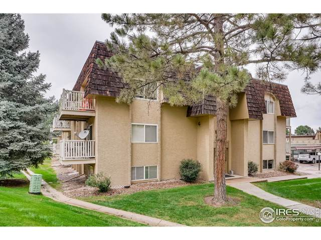 7625 E Quincy Ave #104, Denver, CO 80237 (MLS #950097) :: Downtown Real Estate Partners
