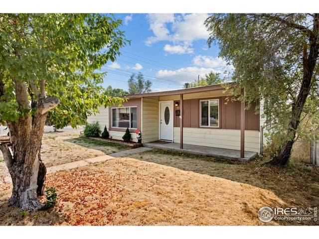 2302 W 25th St Rd, Greeley, CO 80634 (MLS #950100) :: J2 Real Estate Group at Remax Alliance