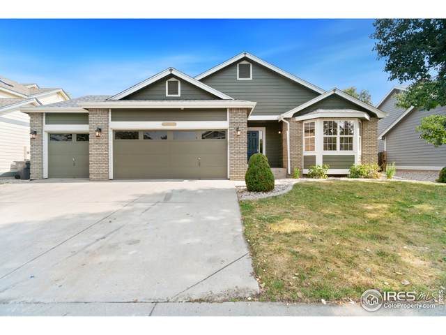 4277 Lookout Dr, Loveland, CO 80537 (MLS #950117) :: Downtown Real Estate Partners