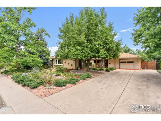 1965 Glenwood Dr, Boulder, CO 80304 (MLS #950140) :: Downtown Real Estate Partners