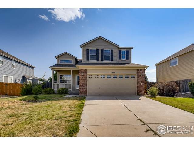 11610 Crow Hill Dr, Parker, CO 80134 (MLS #950158) :: Tracy's Team
