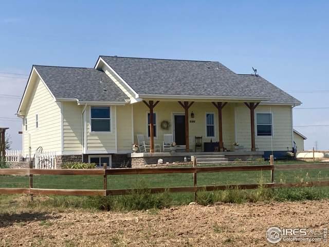 10691 County Road 23, Fort Lupton, CO 80621 (#950241) :: Symbio Denver