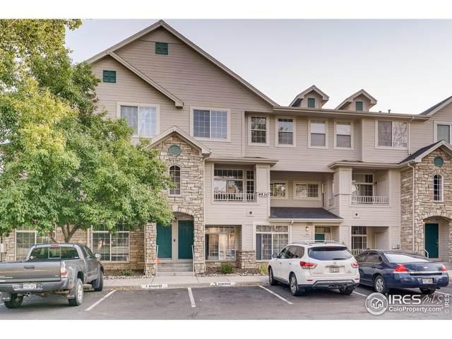 9530 E Florida Ave #2004, Denver, CO 80247 (MLS #950261) :: Coldwell Banker Plains