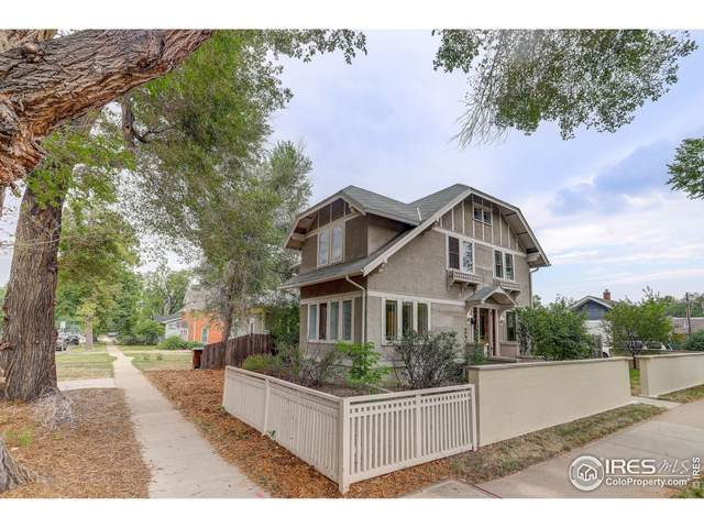 121 Garfield St, Fort Collins, CO 80524 (MLS #950273) :: J2 Real Estate Group at Remax Alliance