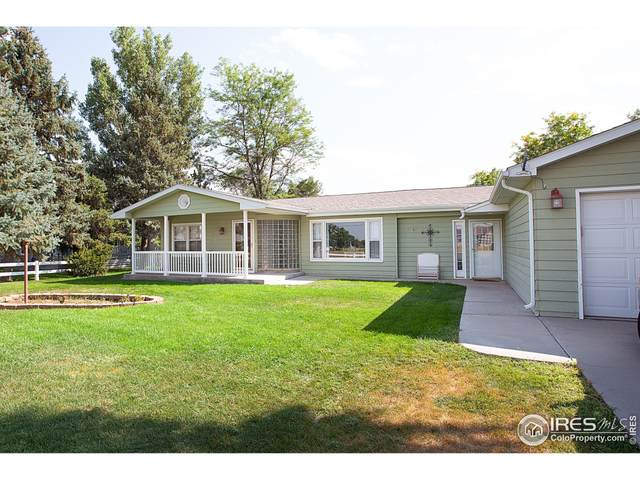 19286 Marigold Dr, Sterling, CO 80751 (MLS #950306) :: Downtown Real Estate Partners