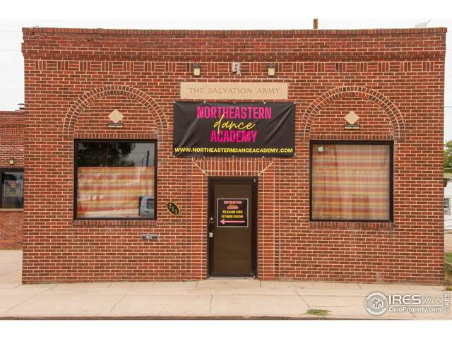 215 N 2nd St, Sterling, CO 80751 (MLS #950332) :: Downtown Real Estate Partners