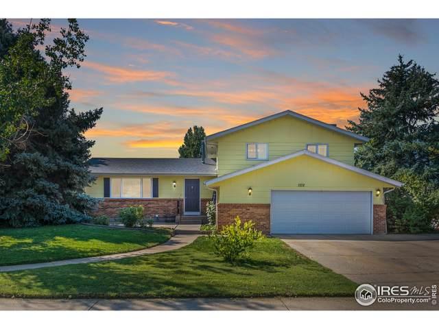 1102 Cottonwood Dr, Windsor, CO 80550 (MLS #950376) :: J2 Real Estate Group at Remax Alliance