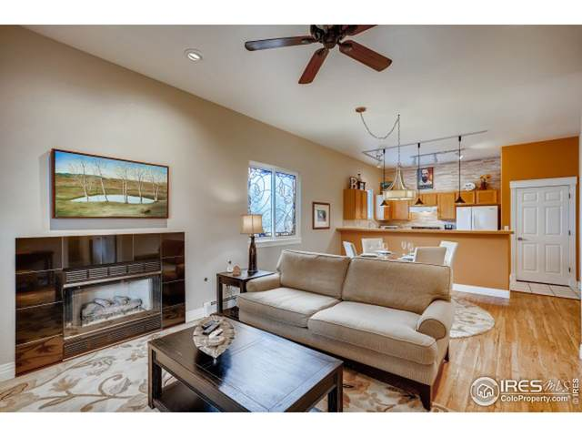2025 Mathews St #2, Fort Collins, CO 80525 (MLS #950450) :: Downtown Real Estate Partners