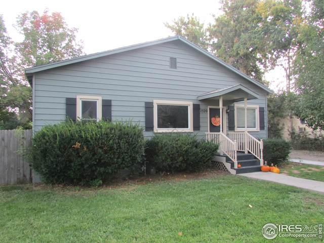 1520 E 4th St, Loveland, CO 80537 (MLS #950467) :: J2 Real Estate Group at Remax Alliance