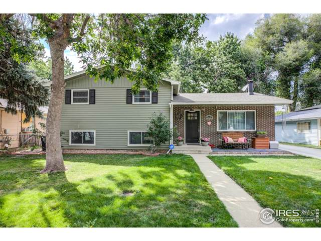 745 Rees Ct, Longmont, CO 80504 (MLS #950573) :: J2 Real Estate Group at Remax Alliance