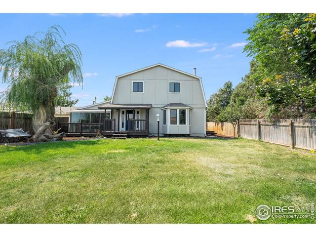 3825 N County Road 25E E, Laporte, CO 80535 (MLS #950597) :: Downtown Real Estate Partners