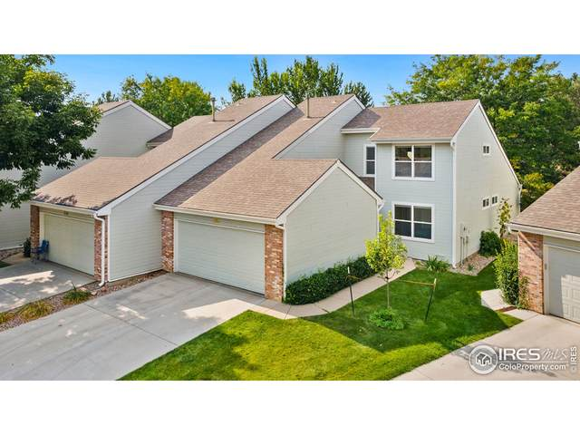 824 Shire Ct, Fort Collins, CO 80526 (MLS #950625) :: Bliss Realty Group