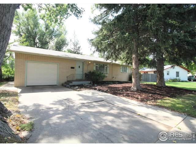 2209 Clearview Ave, Fort Collins, CO 80521 (MLS #950648) :: Jenn Porter Group