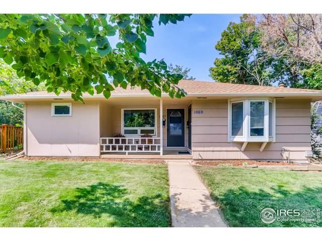 1067 9th St, Boulder, CO 80302 (MLS #950650) :: Jenn Porter Group