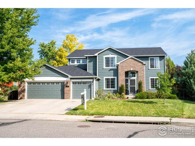 154 Zenith Ave, Lafayette, CO 80026 (MLS #950684) :: You 1st Realty