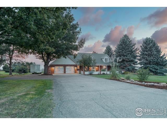 3703 Surrey Rdg, Loveland, CO 80537 (MLS #950695) :: Downtown Real Estate Partners