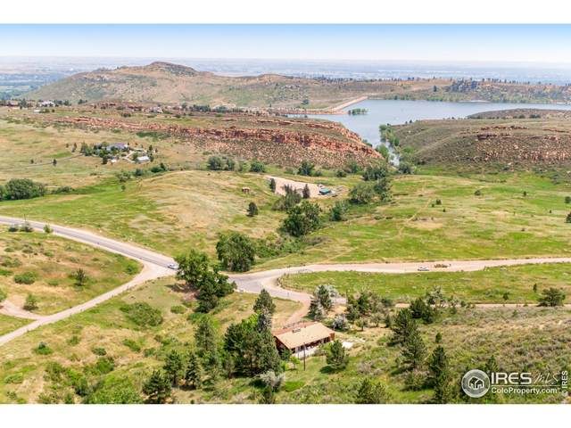 501 Lodgepole Dr, Bellvue, CO 80512 (#950761) :: Symbio Denver